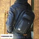 NOMADIC 軽量ボディバッグ 男性用 メンズ ボディバッグ ナイロン 軽量 左右両掛け カジュアル 散歩 鞄 かばん バッグ