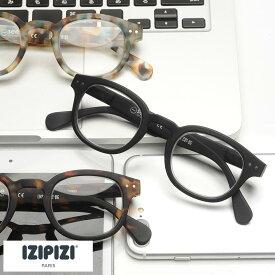 老眼鏡 おしゃれ IZIPIZI ブルーライトカット リーディンググラス ボスリントン SCR#C メンズ レディース シニアグラス かっこいい フランス 男性 女性 1.0 1.5 2.0 2.5 3.0 ギフト おすすめ
