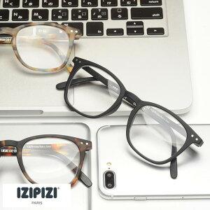 老眼鏡 おしゃれ IZIPIZI ブルーライトカット リーディンググラス ウェリントン SCR#E メンズ レディース シニアグラス かっこいい フランス 男性 女性 1.0 1.5 2.0 2.5 3.0 ギフト おすすめ