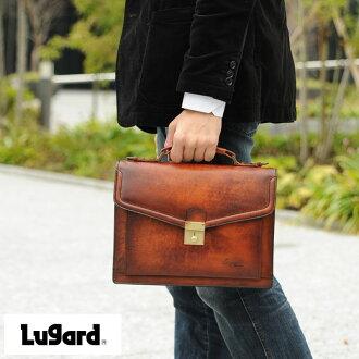 卢 2way 单肩包 g-3 / 男式男装 / 皮革袋 / 对角线上方的包 / 公文包 / 皮革牛皮皮革袋挎包青木 / 制造的日本 /iPad 迷你/10P06May15 /