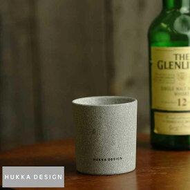 HUKKA DESIGN ソープストーン ロックグラス 200ml ウイスキーグラス 保冷 保温 結露しない 冷めない グラス 焼酎 お湯割り 酒器 プレゼント 北欧 【あす楽対応】 【送料無料】