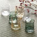 BAMBOO Series 竹型硝子 ぐいのみ ぐい呑み ぐい飲み ガラス製 日本製 冷酒 おちょこ お猪口 酒好き ギフト プレゼント