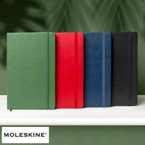 MOLESKINE 高級A5ノート ハードカバー Classic Notebook ラージ 仕事 メモ 書く 記録 メモする まとめる 記憶 覚える