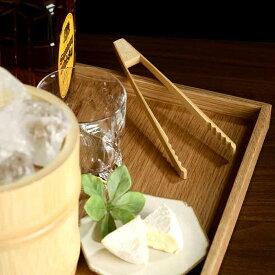 【 ポイント10倍 】 竹製アイストング