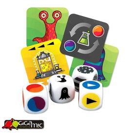 Gigamic ボードゲーム 大人 海外 カードゲーム パニック・ラボ Panic Lab フランス おしゃれ ゲーム 家庭用 遊び お家 パーティ 子供 家族