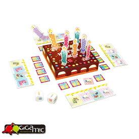 Gigamic ボードゲーム 大人 海外 ハッピーパーティー Happy Party フランス おしゃれ ゲーム 家庭用 遊び お家 パーティ 子供 家族