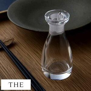 【 ポイント10倍 】 THE 醤油差し CLEAR 桐箱入り 1410-0037-200-00 醤油さし 液だれしない ガラス 日本製 おしゃれ シンプル 高級 ギフト プレゼント