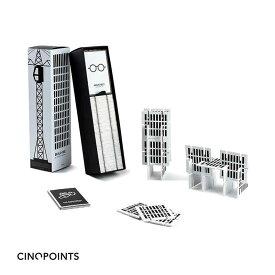 ボードゲーム 大人 室内 Cinqpoints ビルド ミー 建設 カード ゲーム ゲーム おしゃれ 家で遊べる カードゲーム 子供 家族 【送料無料】