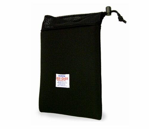 NOMADIC ノーマディック クッションポーチ 巾着タイプ 28cm×16cm ブラック SO-03 /男性用/メンズ/クッション/ポーチ/ケース/ 【楽ギフ_包装】