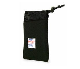 NOMADIC ノーマディック クッションポーチ 巾着タイプ 17cm×10cm ブラック /男性用/メンズ/クッション/ポーチ/ケース/ 【楽ギフ_包装】