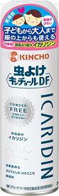 虫よけキンチョールDFパウダーフリー 無香料(200ML)大日本除虫菊(金鳥)1ケースx40本入り