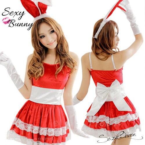 コスプレ バニーガール ハロウィン コスプレ バニー サンタ 衣装 コスチューム サンタクロース クリスマスコスチューム バニーガール