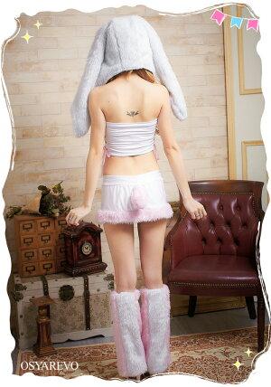 コスプレバニーガールハロウィンバニーコスプレクリスマス衣装セクシーコスチューム仮装クリスマス衣装バニー衣装サンタコスウサギバニーガールサンタクロースクリスマスコスプレあす楽
