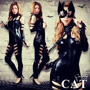 ハロウィンコスプレ黒猫ねこ猫仮装ボディスーツセクシーコスチューム仮装アイマスク付きアニマル泥棒ネココスプレ衣装仮装女性大人用こすぷれcosplay通販