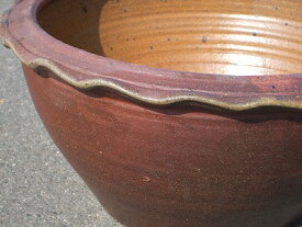 水鉢16-A 睡蓮鉢 水鉢 メダカ 飼育 鉢