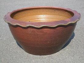水鉢16-C 水がめ 睡蓮鉢