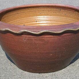 水鉢16-B 水がめ 睡蓮鉢 金魚鉢 メダカ鉢