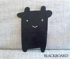 ブラックボード・プティ・ボワ SOO 【黒板・チョークボード・木製・雑貨・インテリア・プチギフト】【stockヤ】