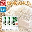 無洗米可能!成分分析計80点のお米王国東北にしかできないブレンド米。さらに無洗米も選べるようになりました。宮城の米屋のこだわり米30kg(10kg×3袋)(精米...