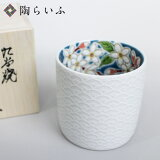 【九谷焼】5種から選べるロックグラス粋/青郊窯