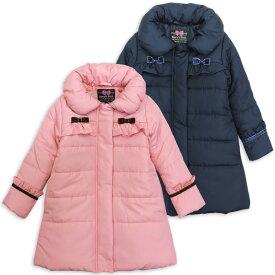 【2019新作☆送料無料】Berry's Pink フリル付き中綿コート/2色/アウター/女の子/90cm/95cm/100cm/110cm/120cm/130cm/140cm/150cm/160cm北海道,沖縄,離島への配送は別途送料が追加されます