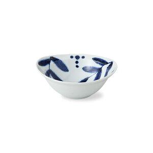 バニラ リムボウル(S)14×12.5×5.5cm 波佐見焼 はさみ焼 お皿 うつわ 磁器 食器 おかず鉢 デザートボウル スープ サラダボウル HASAMI おしゃれ