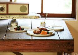 波佐見焼色染カンナ21cmプレートΦ21×高さ1.5cmパン皿お皿磁器電子レンジ使用可食器うつわはさみ焼トースト丸型盛り皿ギフト贈り物