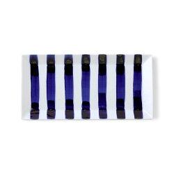 波佐見焼原稿用紙トレー有田焼としても流通はさみ焼西海陶器H.Craft通販楽天ギフト贈り物インテリアトレイアクセサリーお皿うつわ磁器デザート皿角皿食器