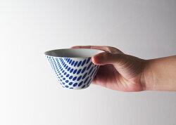 波佐見焼GeometryカップドットΦ10×高さ5.5cm200ml湯呑小鉢こばちコップデザートカップフリーカップ和食器通販はさみ焼磁器有田焼としても流通