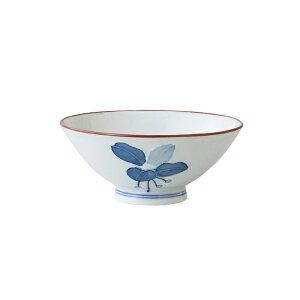 西花 飯碗(大)まんりょう お茶碗 ごはん茶碗《 波佐見焼(はさみ焼)》(有田焼としても流通) HASAMI おしゃれ