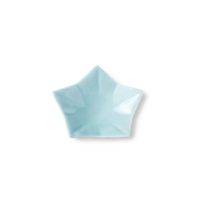 波佐見焼 パターンレスト ブーケ 青緑 箸置き はしおき アクセサリートレイ 薬味入れ はさみ焼 磁器 エッセンス ギフト 贈り物 通販 有田焼としても流通【essence】 HASAMI おしゃれ