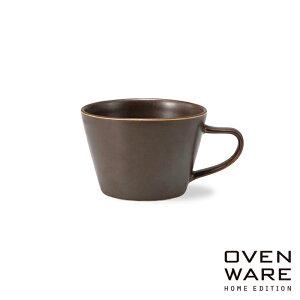 波佐見焼 OVEN WARE マグBR φ10×7cm 300ml はさみ焼 ブラウン スープ パイ包み カップケーキ 耐熱容器 オーブン使用可 和食器 日本製 オーブンウェア HASAMI おしゃれ