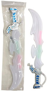 光るおもちゃ「光る!音付チャンピオンソード」「単価295円(税込)×12個」