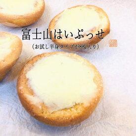 送料無料 ポッキリ1000円 【富士山はいぷっせ(チーズ)】 ブッセ チーズバター お試しお歳暮 お年賀にも