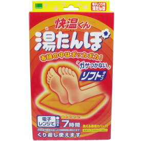 (お買い得3セット)快温くん 湯たんぽ 電子レンジ用 ソフトタイプ