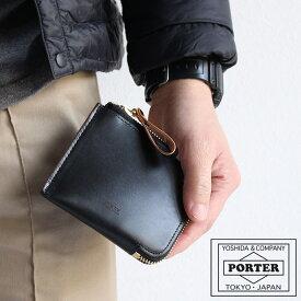 【楽天カードで12倍】【二年保証】吉田カバン ポーター フィルム L字型ファスナー財布 PORTER FILM WALLET 187-01349 吉田かばん 正規品 プレゼント メンズ 男性 春財布