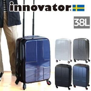 【楽天カードで12倍】【正規品2年保証】イノベーター スーツケース innovator INV48 / 38L 機内持込可 1泊〜3泊 TSAロック トリオ キャリーケース 正規品 Sサイズ ブランド