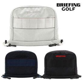 【楽天カードで3倍】ブリーフィング アイアン ゴルフ カバー エア ヘッドカバー BRIEFING IRON COVER AIR シルバー ブラック BRG203G13 正規品 プレゼント 父の日