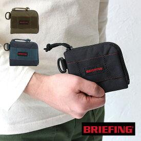 【楽天カードで3倍】ブリーフィング BRIEFING COIN PURSE MW コインパース MODULEWARE COLLECTION 正規品 コインケース BRM191A35 ミニ財布 カードケース ブラック ネイビー オリーブ 正規品