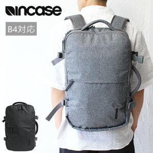 インケース リュック デイパック バックパック ビジネスバッグ incase cl90004 cl90020 EO Travel Backpack EOトラベルバックパック アップル公認 デバイスパック B4対応 PC収納 2気室 スーツケース メンズ