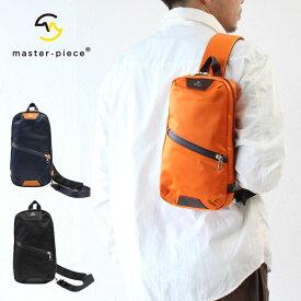 マスターピース バッグ スリングバッグ ボディバッグ メンズ レディース 横型 master piece Progress 02393