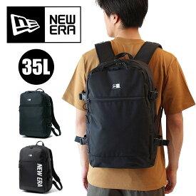 ニューエラ バッグ リュック リュックサック スマートパック 25L B4 A4 サイズ NEW ERA smartpack スマート メンズ レディース バックパック デイパック おしゃれ PC収納 通学 ブランド アウトドア スクエア型 正規品