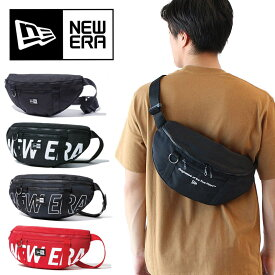ニューエラ バッグ ウエストバッグ 2L NEW ERA waistbag ウエストポーチ ボディバッグ メンズ レディース 斜めがけ 軽い 軽量 ブランド アウトドア フェス ウォーキング スポーツ ランニング 正規品