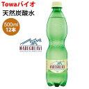 【送料無料・同梱不可】天然炭酸水 NABEGHLAVI(ナベグラヴィ) 500ml 12本【ペットボトル】 ナチュラルミネラルウォ…