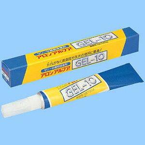 送料無料◆瞬間接着剤 東亞合成 アロンアルファ GEL-10 20g 20本高粘度チクソ性タイプポイント10倍!
