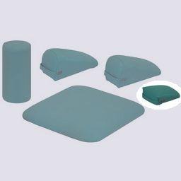 カラー三角ブロック(小) TB-1076-04 高田ベッド製作所