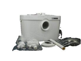 【アウトレット品】【送料無料】サニアクセス3(排水圧送粉砕ポンプ)SAC3-100 SFAポンプ【リフォーム・トイレ・介護】