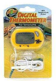 デジタルサーモメーター テラリウム用 温度計 TH-24 ZOOMED(ズーメッド)