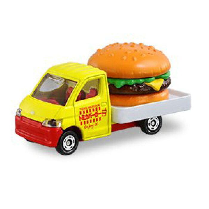 トミカ No.54 トヨタ タウンエース ハンバーガーカー (箱タイプ)   おすすめ 誕生日プレゼント ギフト おもちゃ