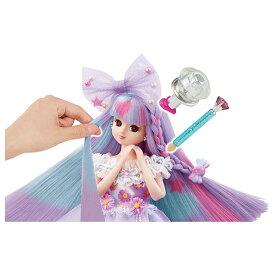 リカちゃん 人形 ゆめいろリカちゃん カラフルチェンジ | おすすめ 誕生日プレゼント ギフト おもちゃ